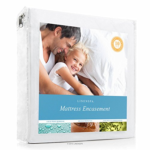 LinenSpa® Encasement Mattress Protector